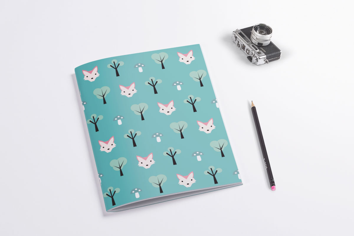 Cahier Forest Crazycat