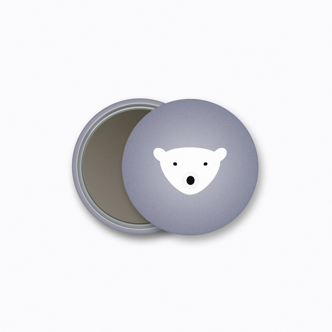Bear Magnet Crazycat