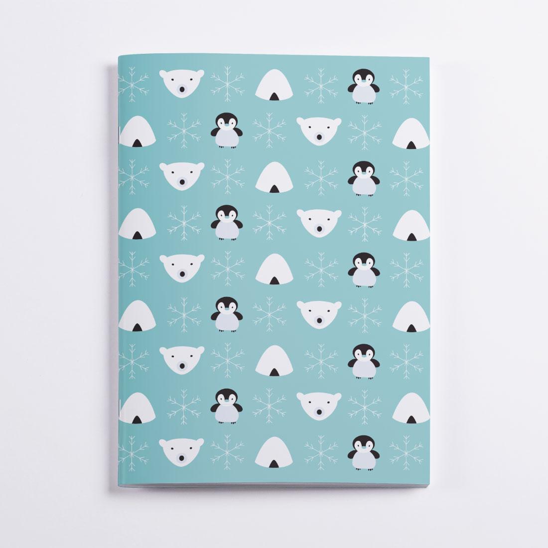 Floe Notebook Crazycat