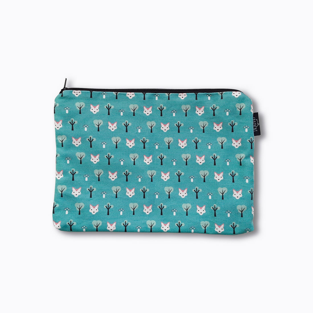 Forest maxi Pouch Crazycat