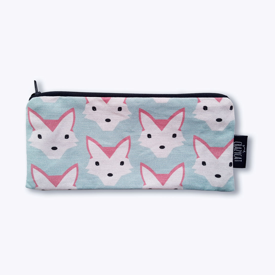 Foxes Pouch Crazycat