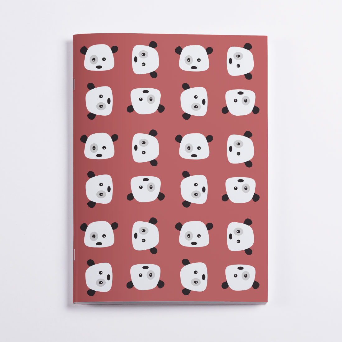Pandas Notebook Crazycat